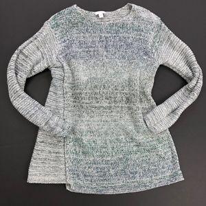 Pure J Jill | Knit Sweater Grey Green
